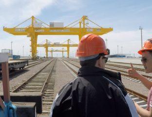 Containerterminal Khorgos