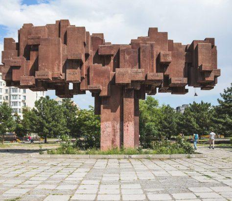 Das Monument der verlorenen Väter