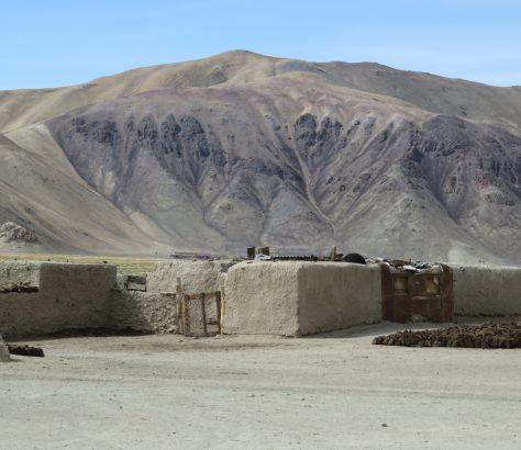 Biobrennstoff im Pamir