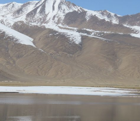Fischer Pamirgebirge Tadschikistan See Gebirge