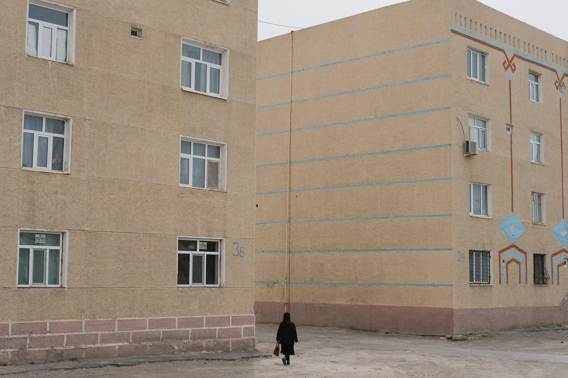 Nukus Timur Karpov Usbekistan