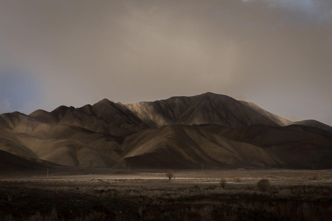 Kirgistan Landschaft Gebirge Antoine Béguier
