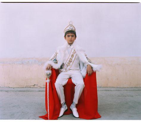 Samarkand Portrait Hassan Kurbanbaev Usbekistan