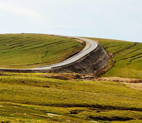 Kirgistan Xinjiang Grenze Erkeshtam