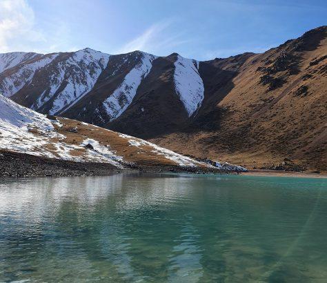 Köl-Tor See Kirgistan Gebige