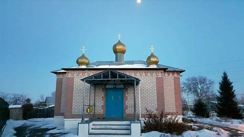 Die Kirche von Zaısan