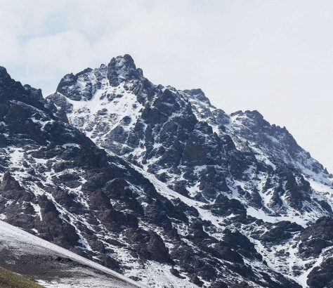 Pshart Tadschikistan Pamir Murghab Murghob Gebirge