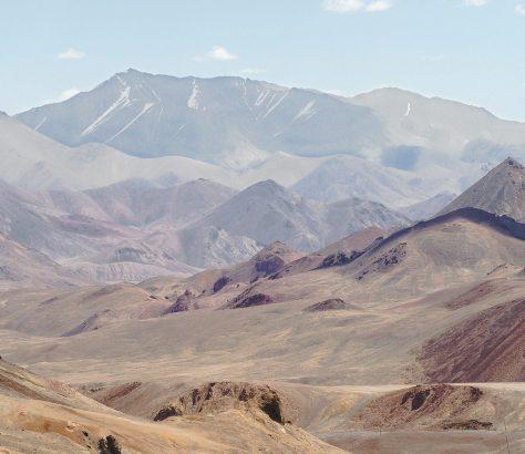 Tadschikistan Pamir Gebirge Ak-Baital