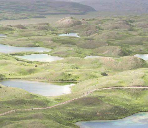 Tulpar-Köl-Seen Kirgistan Seen Pamir