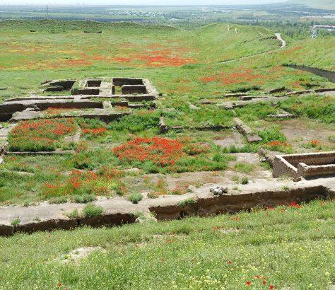 Partherreich Turkmenistan Nisa
