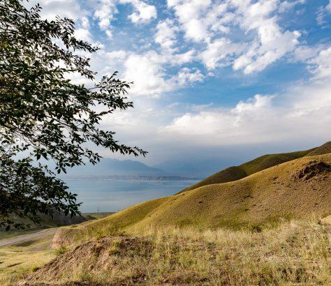 Toktogulsee Kirgistan
