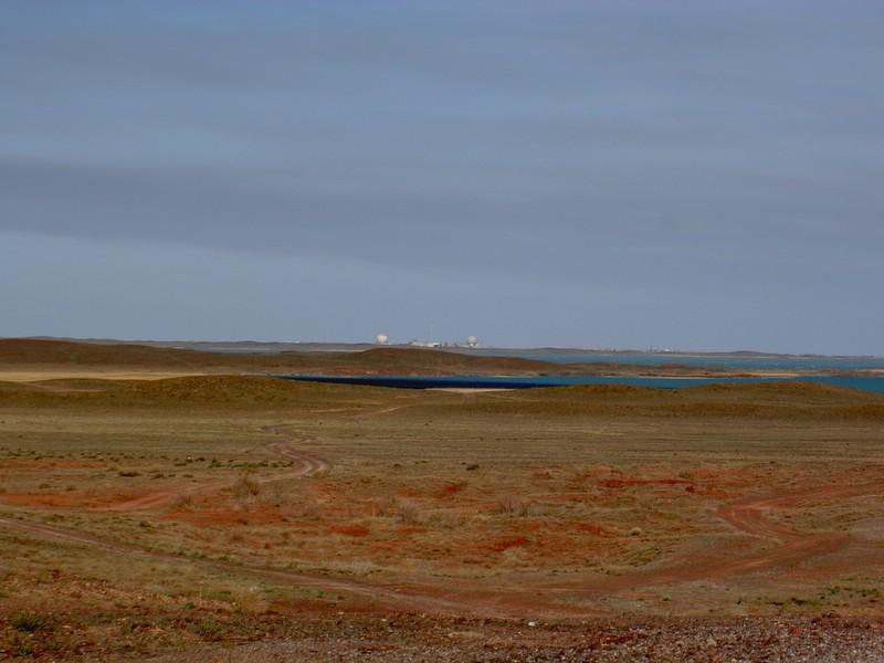 Landschaft am Balqash