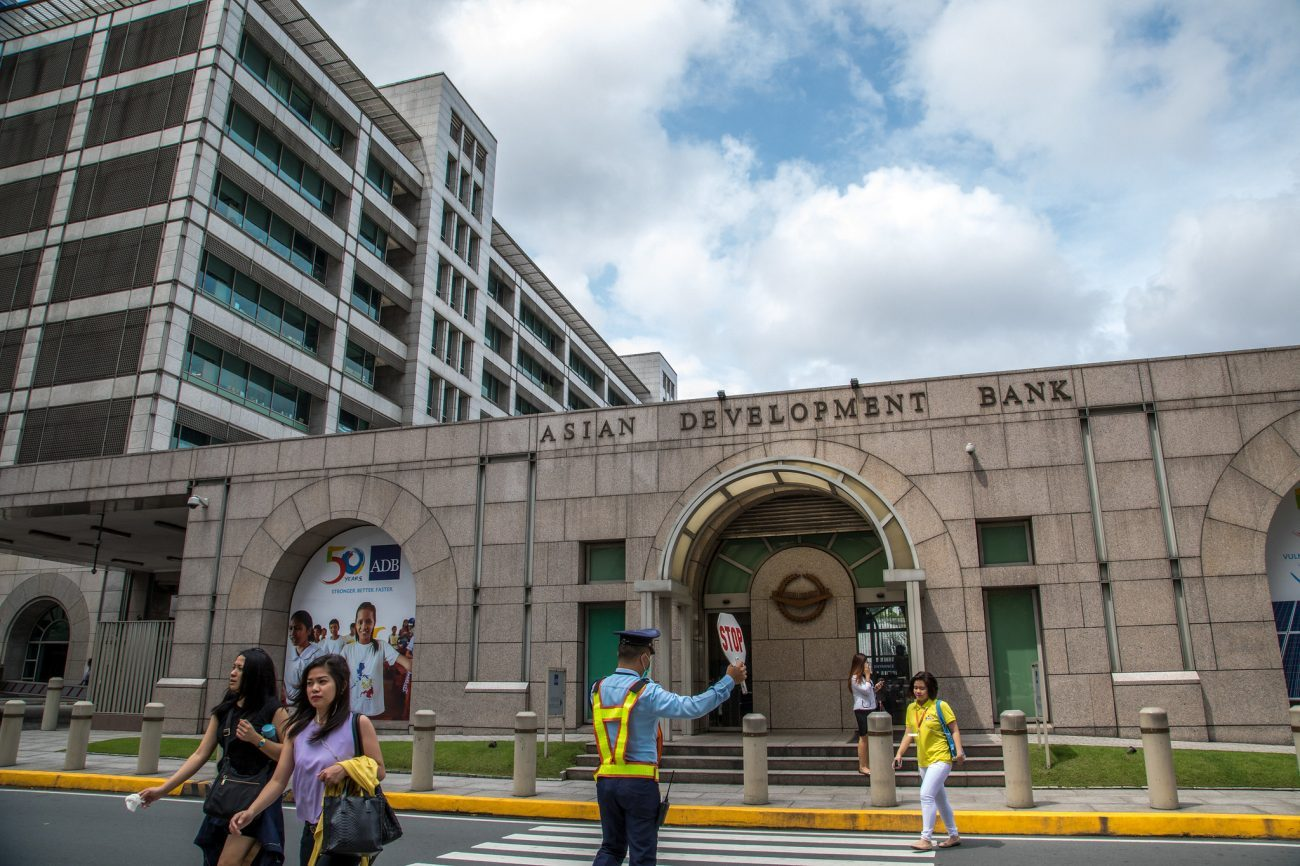 Asiatische Entwicklungsbank