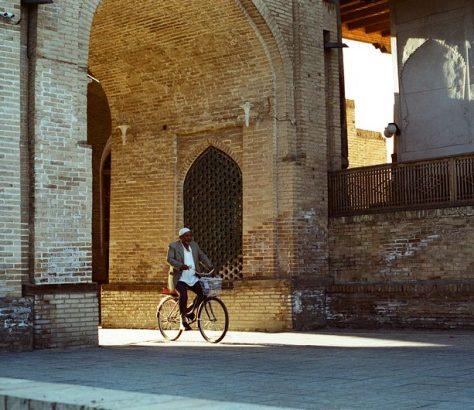 Fahrrad Buchara Usbekistan