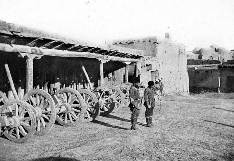 Artillerie des buxorischen Khanats