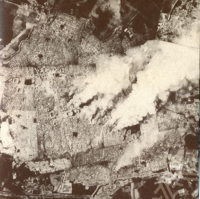 Der Sturm durch die Rote Armee auf Buxoro