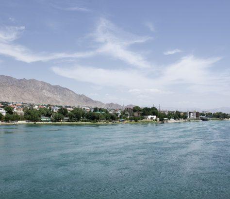 Syrdarja Tadschikistan Chudschand Ferghanatal