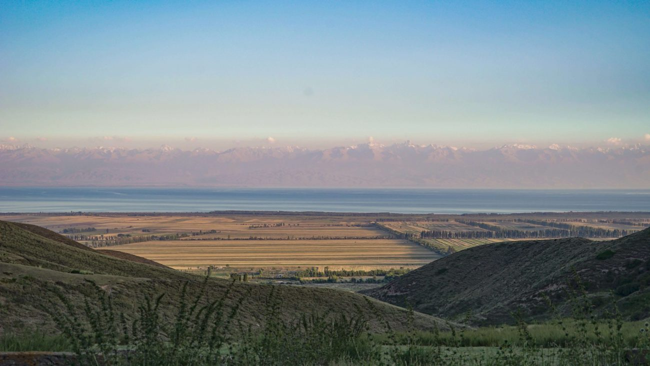 Issikköl Kirgistan Tien-Shan NABU