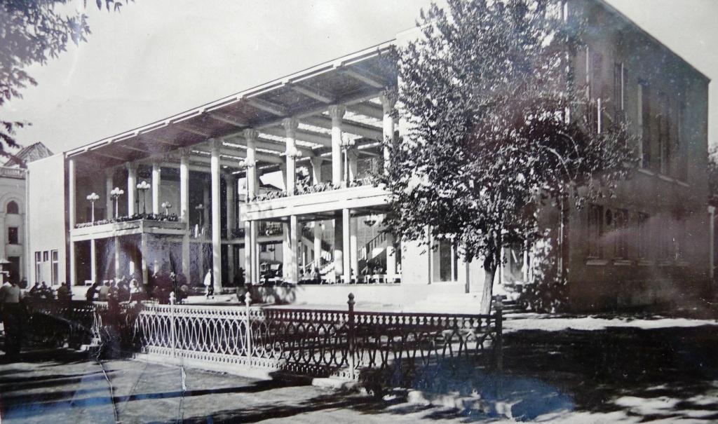 Rohat Teehaus Duschanbe