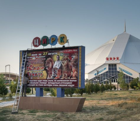 Zirkus Schymkent Kasachstan