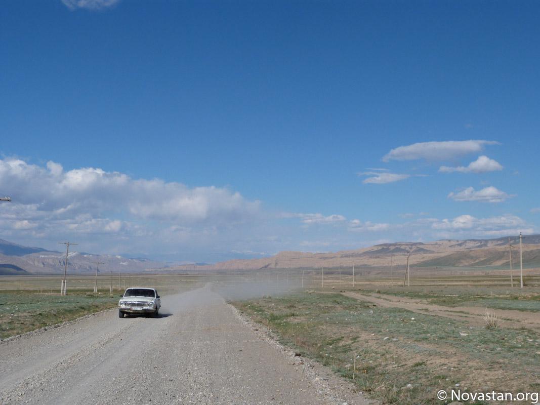 Kirgistan Naryn