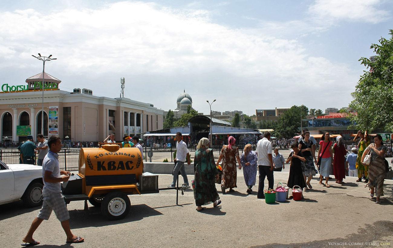 Taschkent Usbekistan Strassenzene