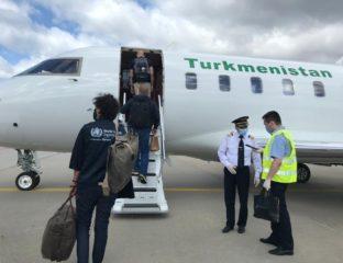 WHO Turkmenistan