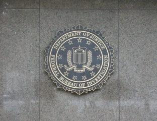 Logo des FBI