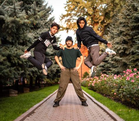 Kasachstan Breakdance Olympischen Spiele