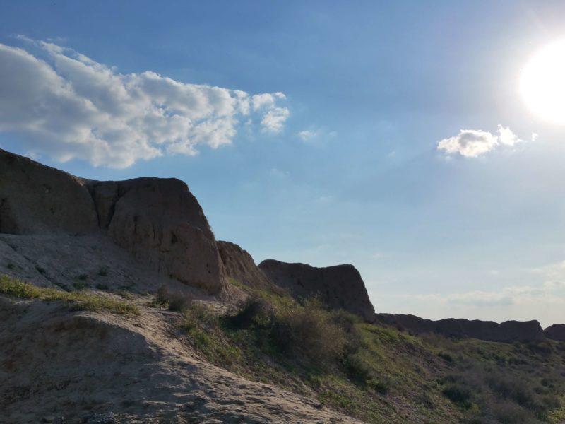Turkmenistan Wüste Merw