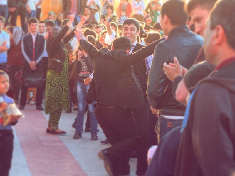 Bild Des Tages Tadschikistan Khujand Tanzen