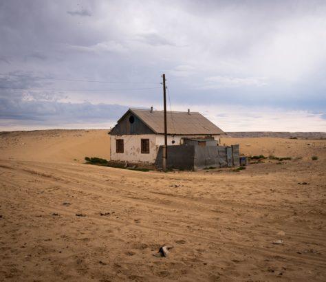 Antoine Béguier Kasachstan Aralsee Dorf