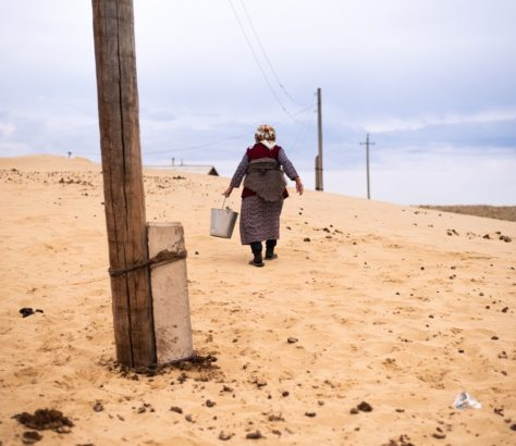 Bild des Tags Dorf Kasachtan Aralsee