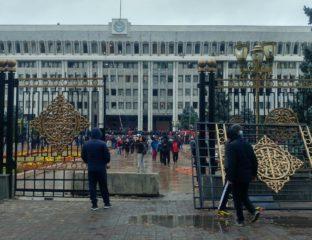 Bischkek Weisses Haus