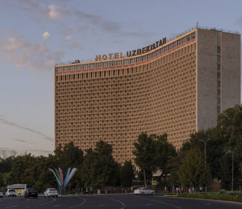 Hotel Usbekistan Tasckent