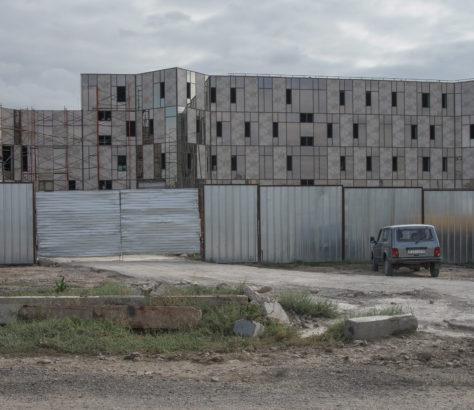 Bild des Tages Kasachstan Nur-Sultan Baboom