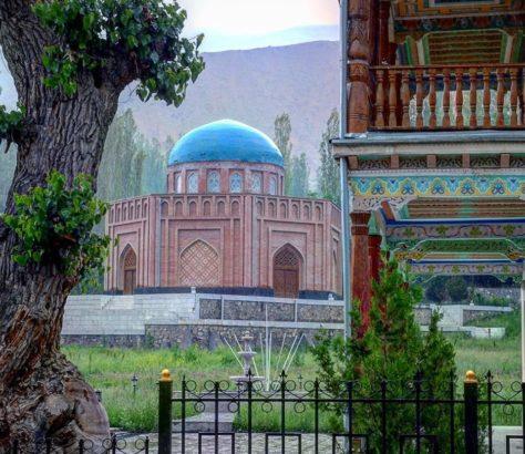 Rudaki Lyrik Tadschikistan Pandschakent