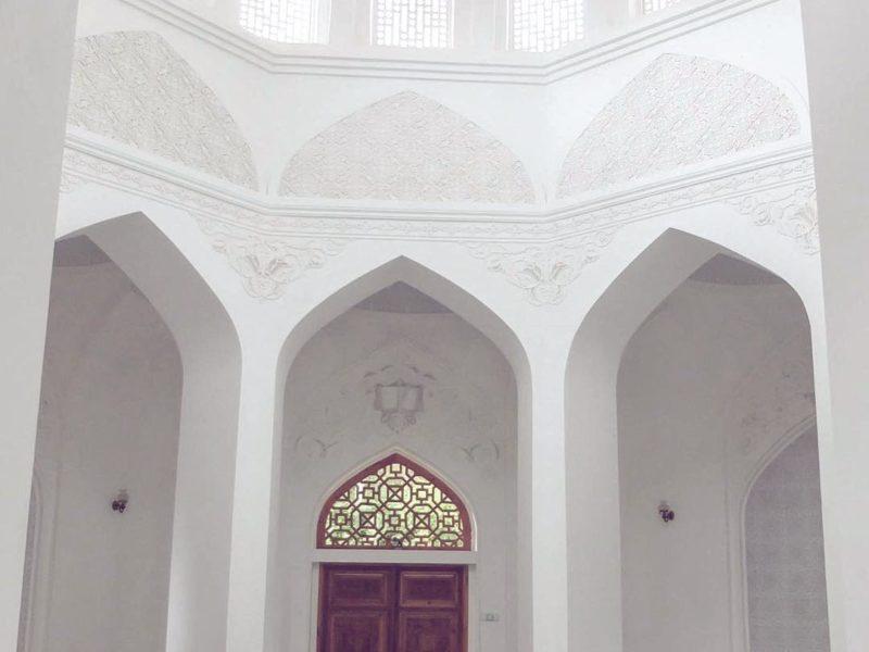 Pandschrud Pandschakent Tadschikistan Rudaki Mausoleum