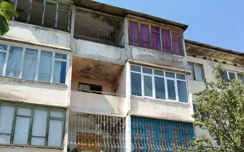 Die frühere Wohnung der Familie Berger im 4. Stock. Foto aus dem Privatarchiv