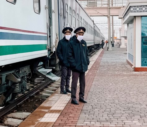 Bild des Tages Usbekistan Taschkent