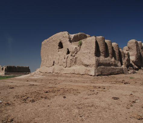 Kyz-Kala Merw Turkmenistan
