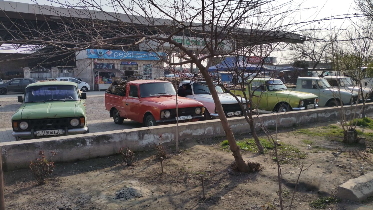 Bild des Tages Usbekistan Ferghona Bazar