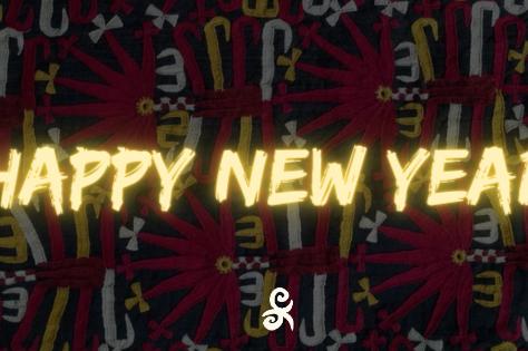 Novastan Neujahr Englisch