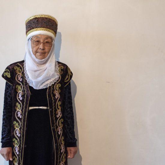Bild des Tages Kirgistan Hochzeit Irina Unruh Tradition