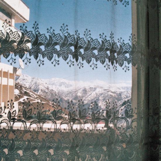 Berge Tadschikistan Sanatorium