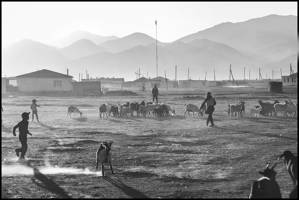 Bild des Tages Tadschikistan Rangkul Dorf
