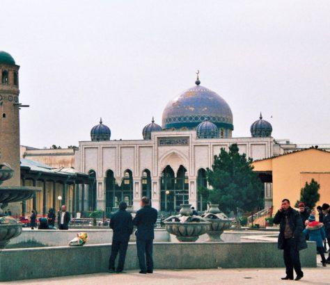 Chudschand Tadschikistan