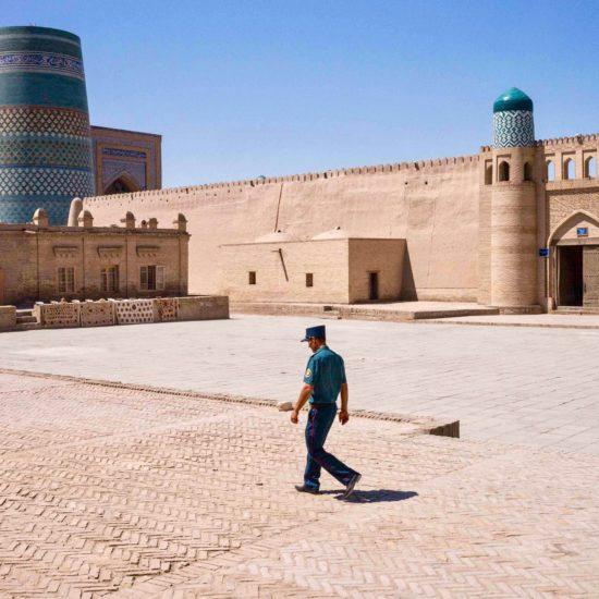 Usbekistan Khiva Ichan Kala historische Kern