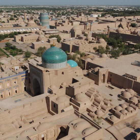 Khiva Usbekistan