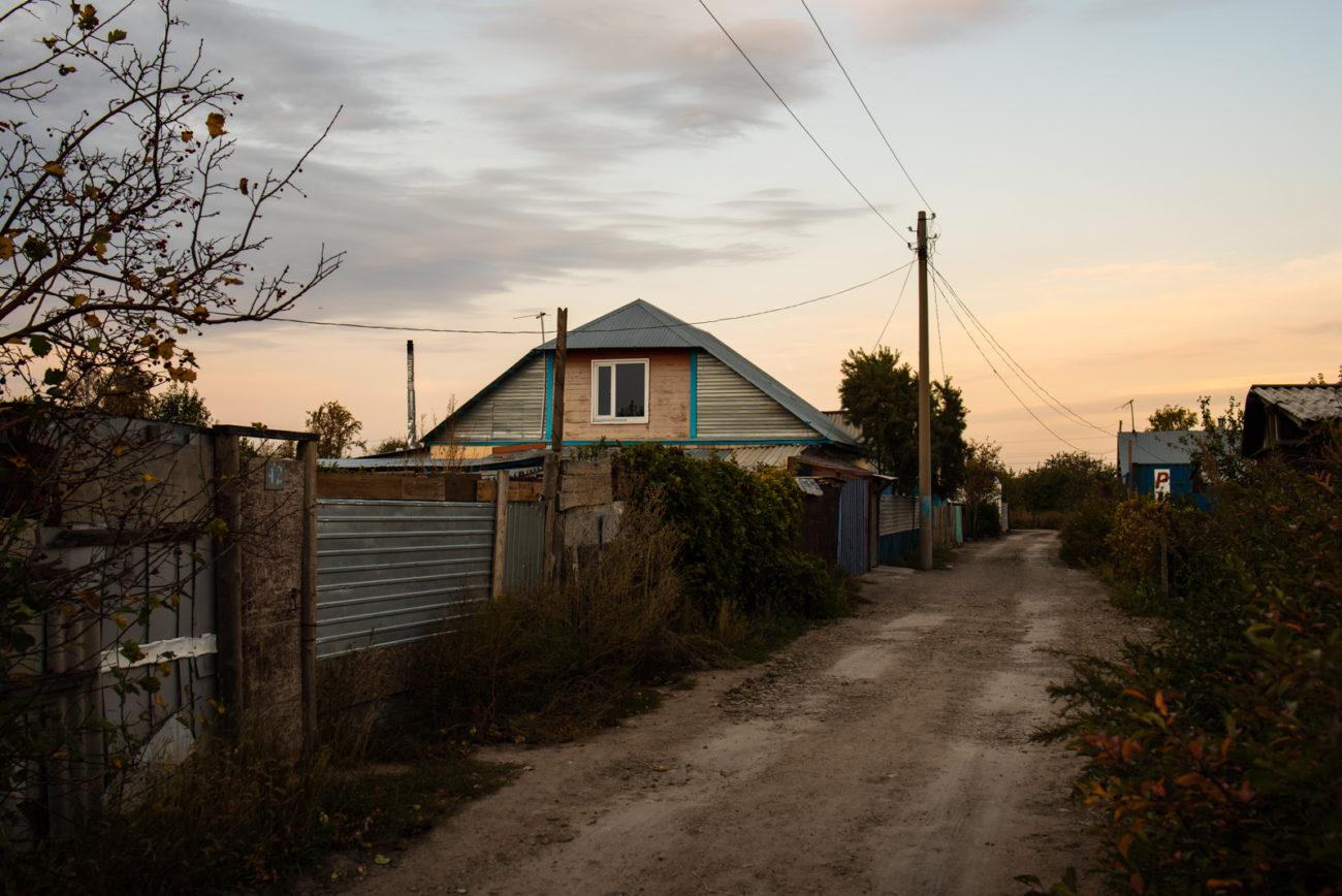 Kasachstan Astana prigorodny nur-sultan Vorort dorf